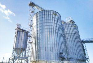 silo de maíz precio