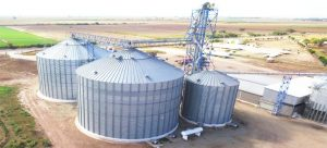 secadora de granos
