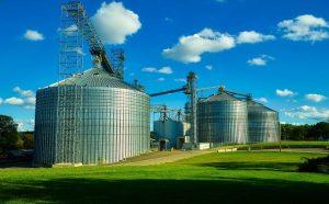 silo para grano